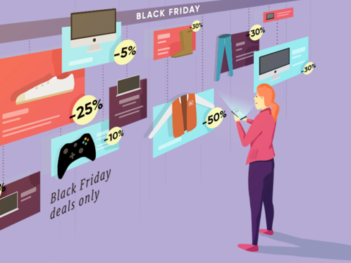 Mobile Roars, SEO Visits Double: Botify Black Friday 2017 SEO Analysis