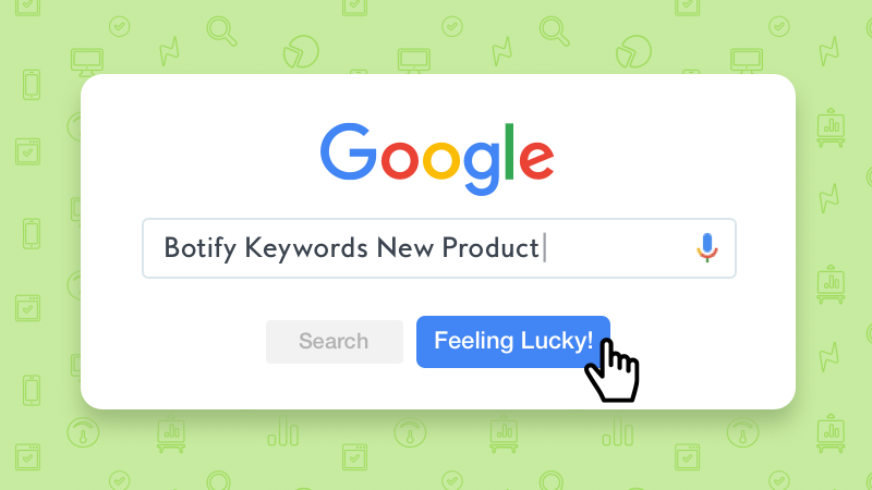 Breaking News! Introducing Botify Keywords