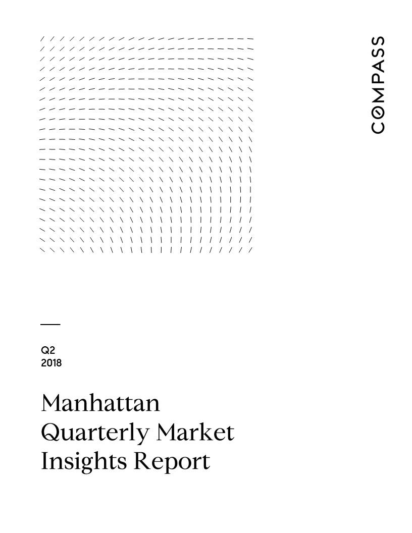 Manhattan Quarterly Market Insights Report - Q2 2018