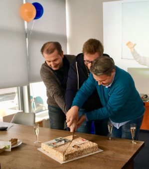 Happy birthday to us: solarisBank turns 2!