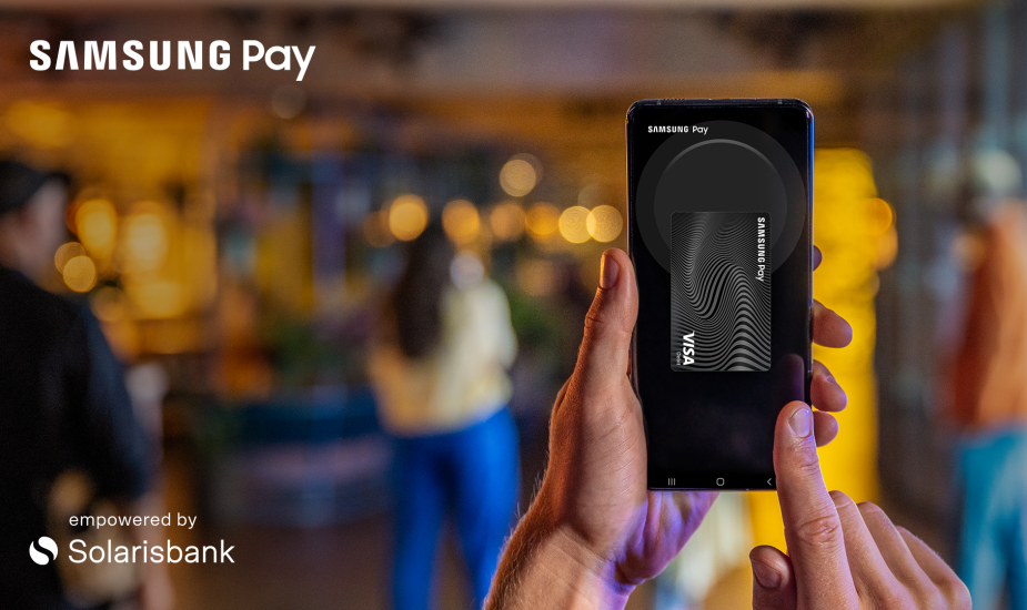 How Solarisbank and Visa enable Samsung Pay in Germany