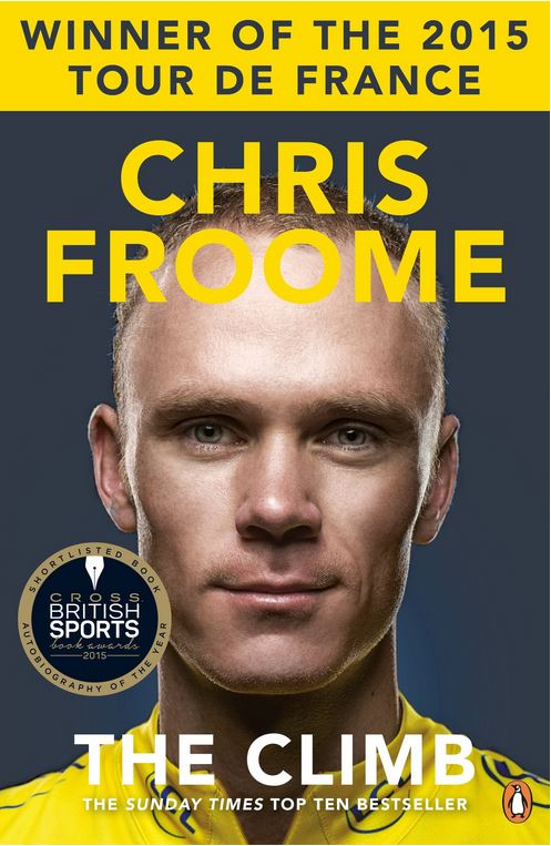 chris froome the climb