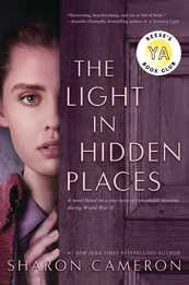 Cover: The Light in Hidden Places by Sharon Cameron