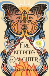 Cover for Firekeeper's Daughter by Angeline Boulley