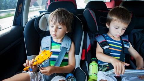 Cadeiras de carro para criança: respostas às dúvidas mais frequentes