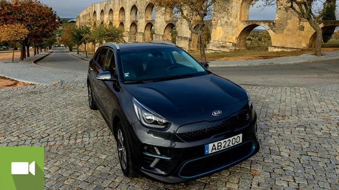 Volta a Portugal de carro 100% elétrico