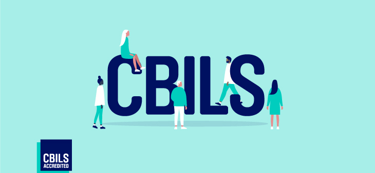 What kinds of funding are available through the CBILS?