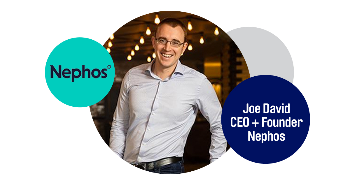 Interview with Joe David, CEO and Founder of Nephos