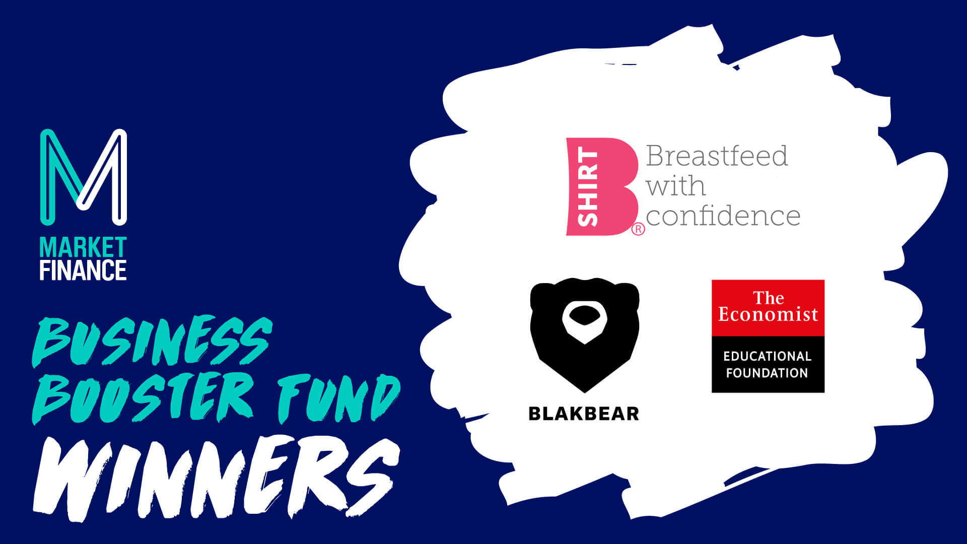 Here are the WINNERS of our Business Booster Fund