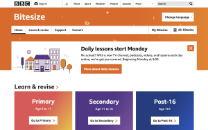 Stay Home With Origin Home Schooling Resources BBC Bitesize