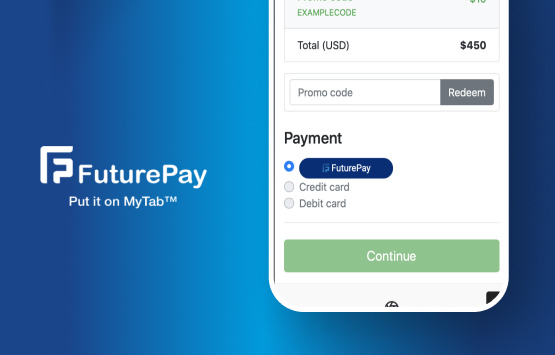Showcase FuturePay