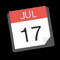 Apple Calendar Logo