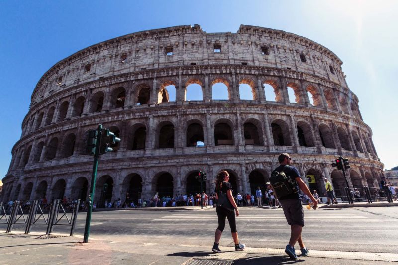 Think the Colosseum is impressive from the outside? Wait till you step inside.