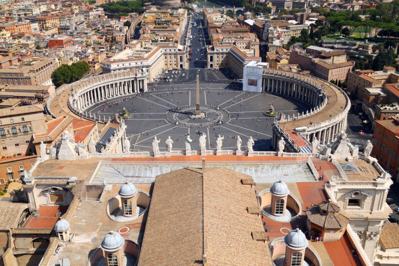 St Peter S Basilica Tour With Dome Climb Amp Crypt Walks