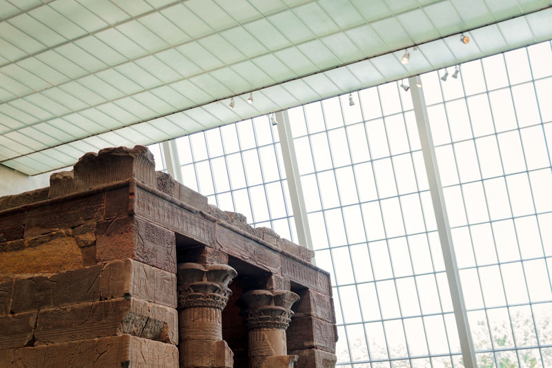 The Temple of Dendur