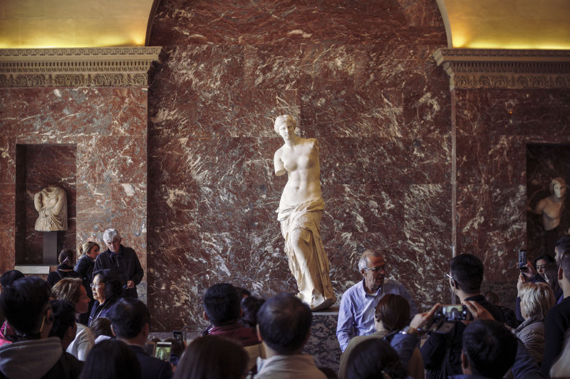 The 'Venus de Milo' is one of the most famous statues in the world and we'll help you understand why.