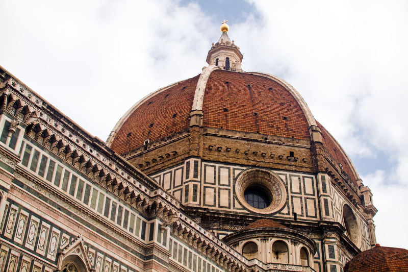 You can see the dome of Santa Maria del Fiore from almost anywhere in the city