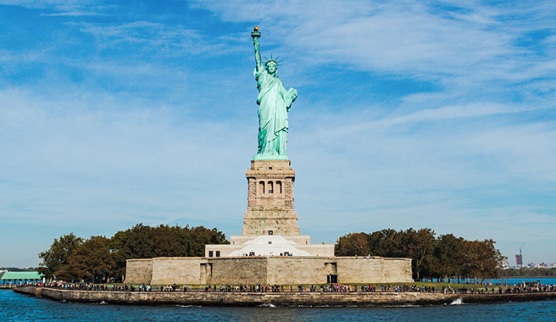 Statue Of Liberty Tour Ellis Island Nyc Walks
