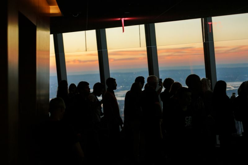 One World Observatory offers the highest panoramic view of NYC