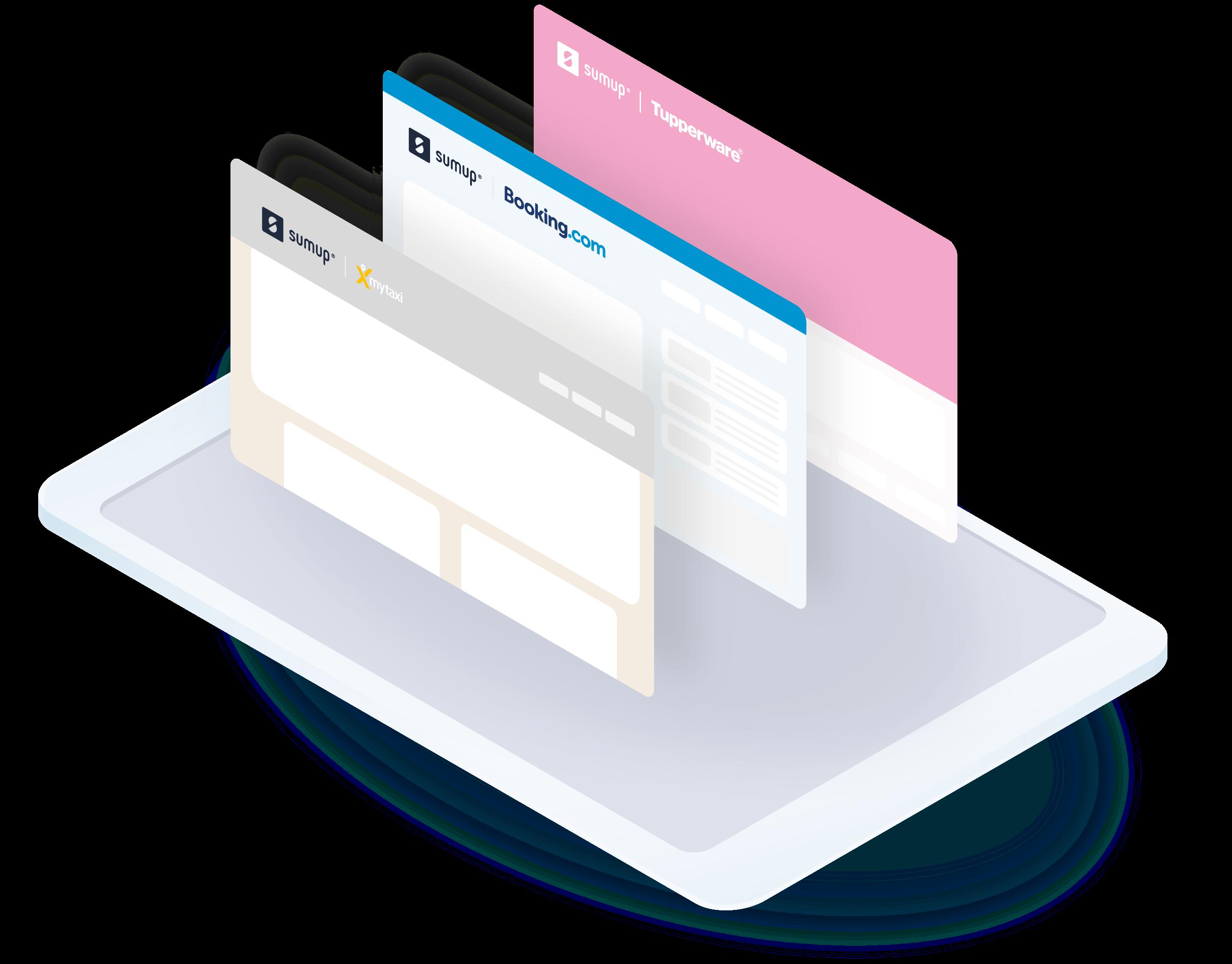 Partner with SumUp - Global Mobile Credit Card Reader Provider