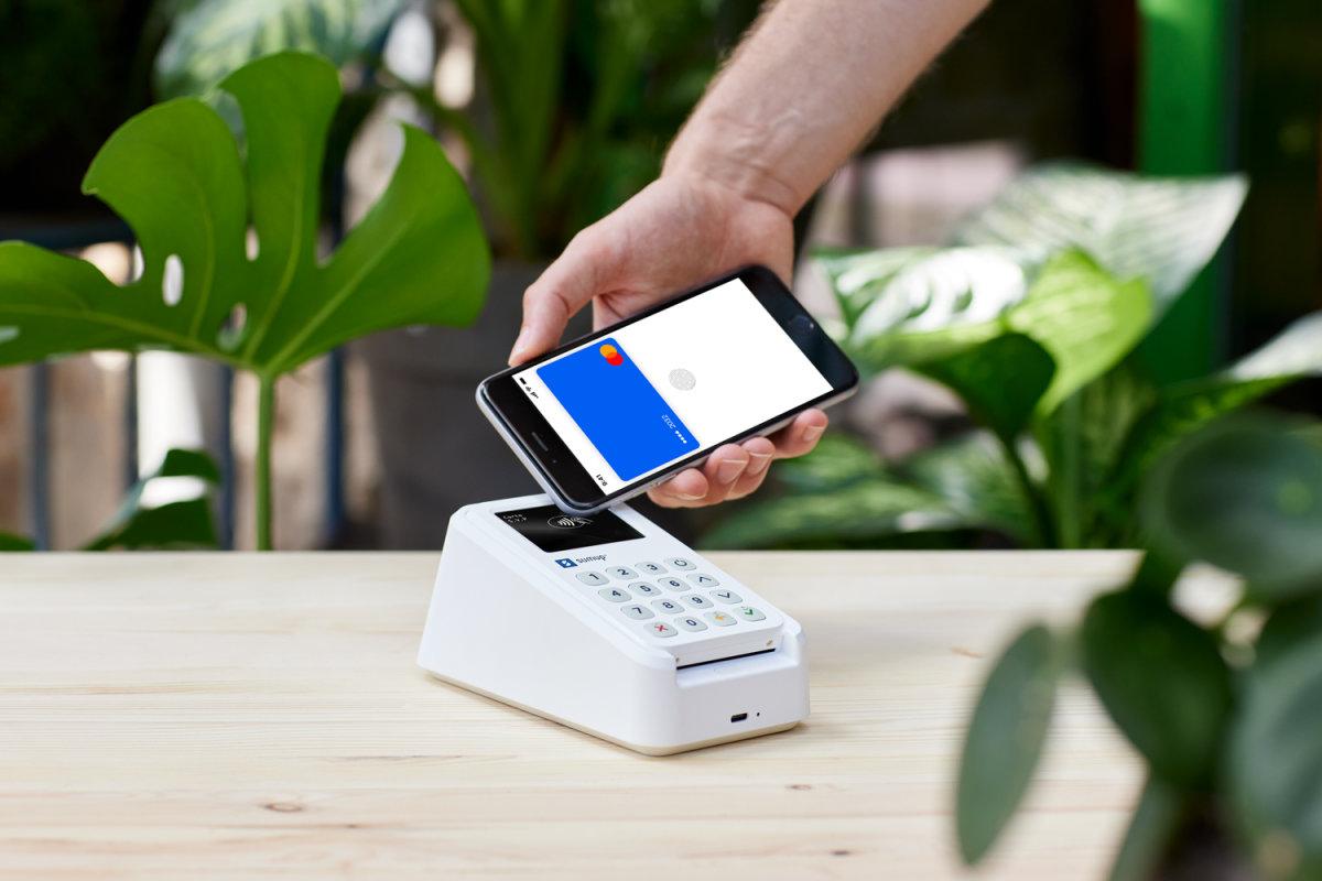 TPE carte bancaire SumUp 3G et imprimante