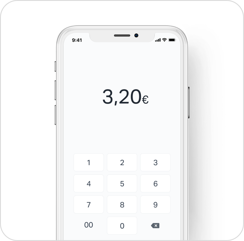 Smartphone l'App di SumUp