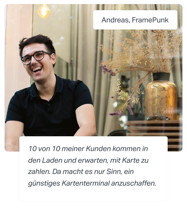 framepunk testimonial