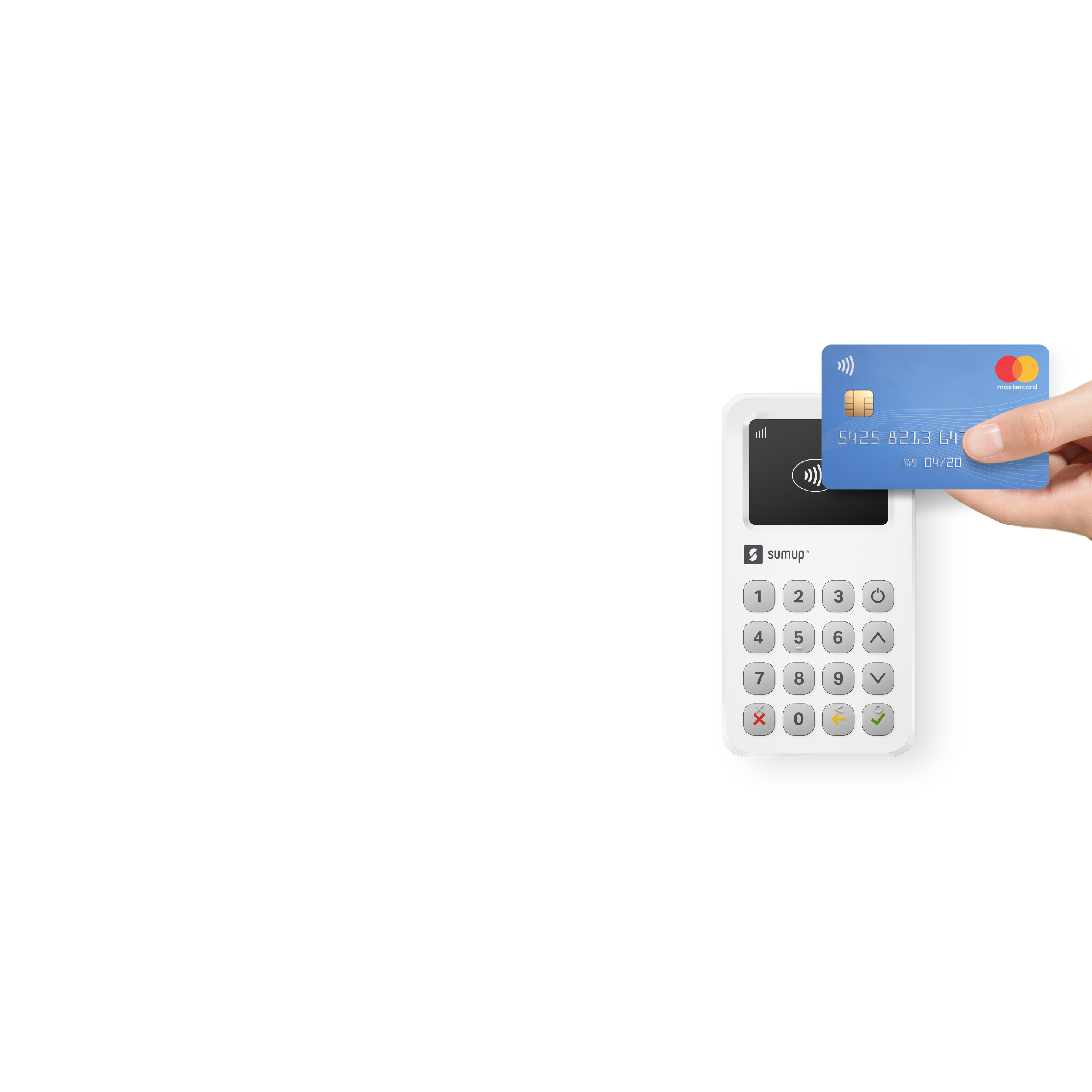 Credit Card Machines - Mobile Chip and PIN Payment Solution | SumUp