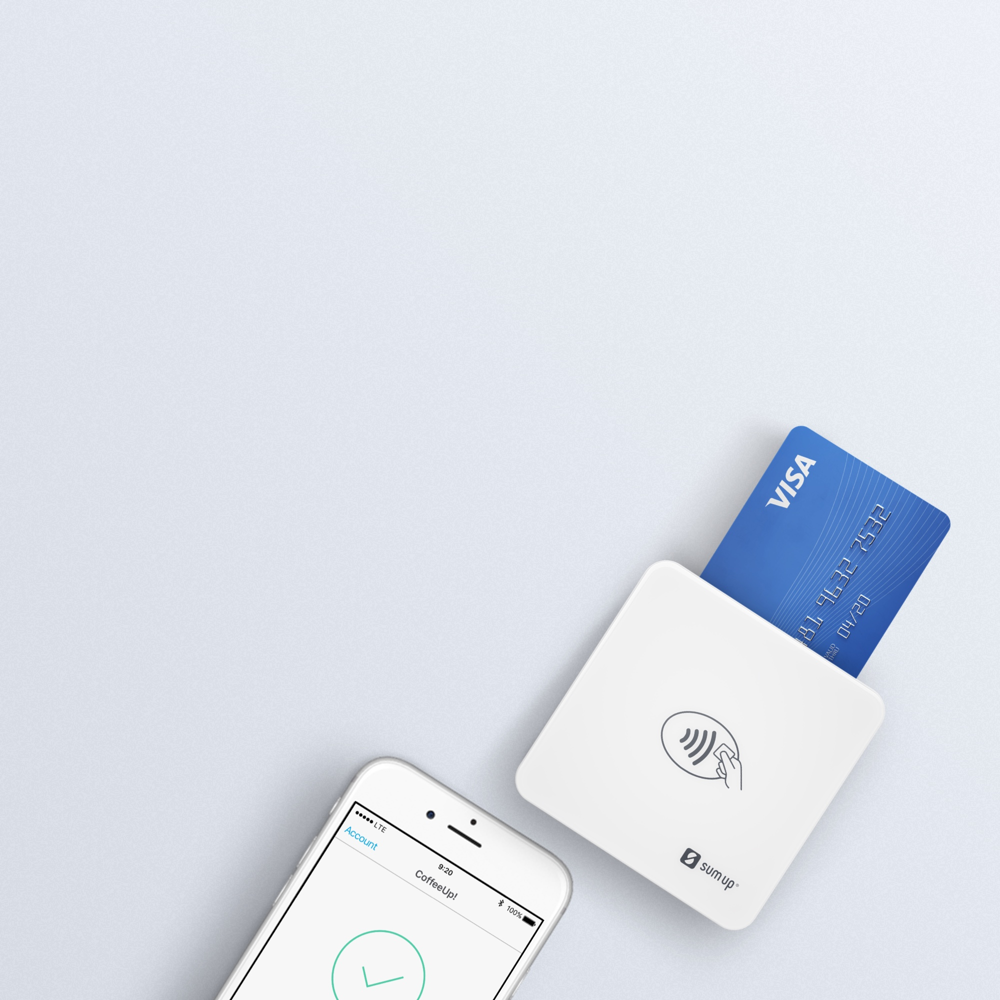 Credit Card Readers - Accept Card Payments including EMV and NFC | SumUp