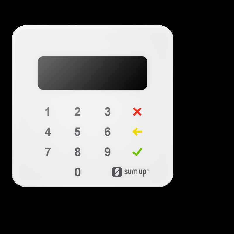 Air Card reader