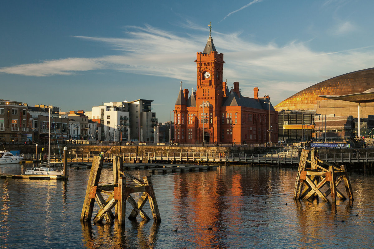 Cardiff-bay