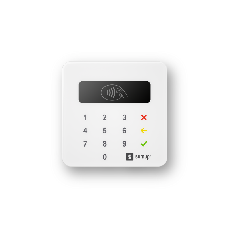 Air Card Reader