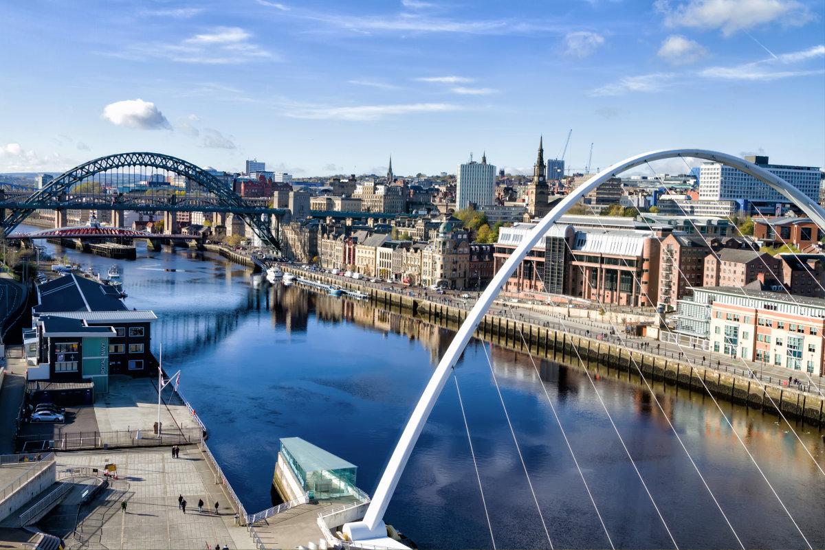 Newcastle-skyline