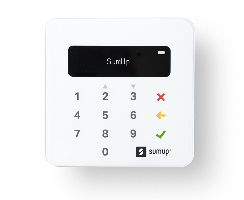 SumUp Plus Card Reader