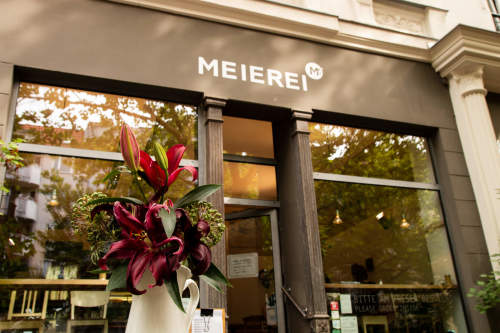 Shopfront of Meierei Berlin - Hero Image