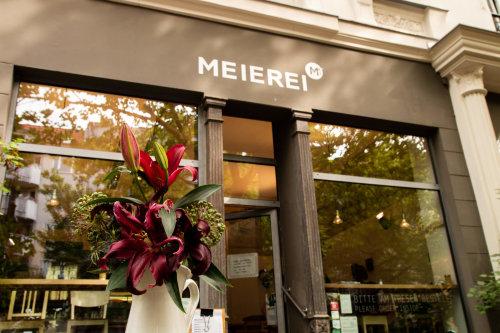 Shopfront of Meierei Berlin - Hero Image