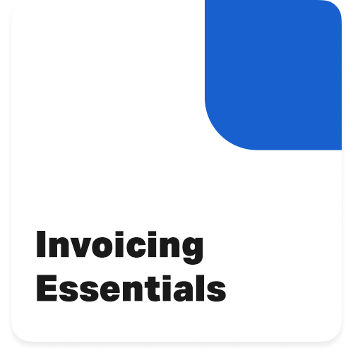Invoicing Essentials