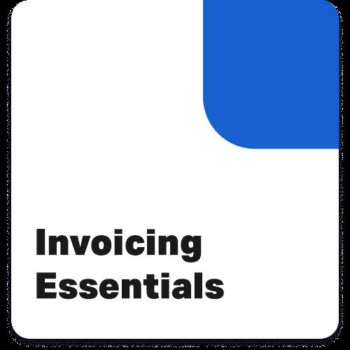 Invoicing Essentials