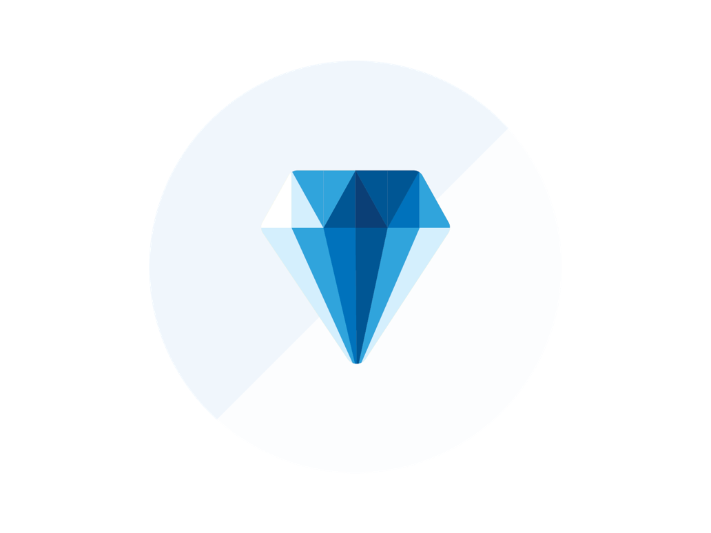 Founder's Mentality Diamond Icon