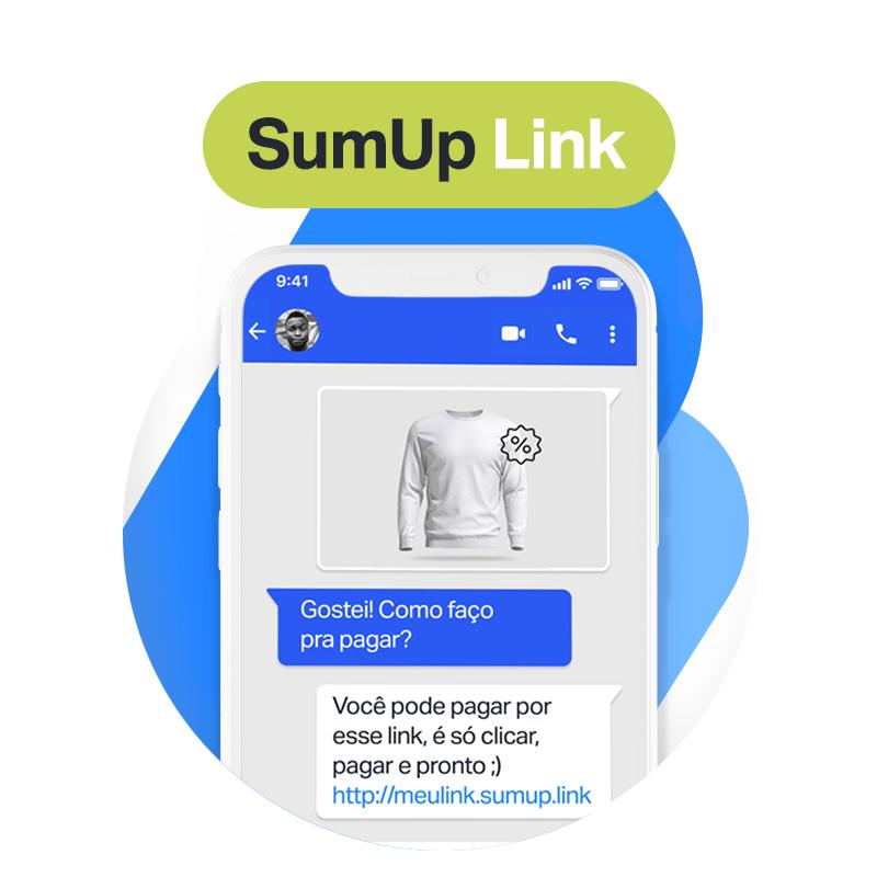 SumUp Link: o link de pagamento da SumUp.