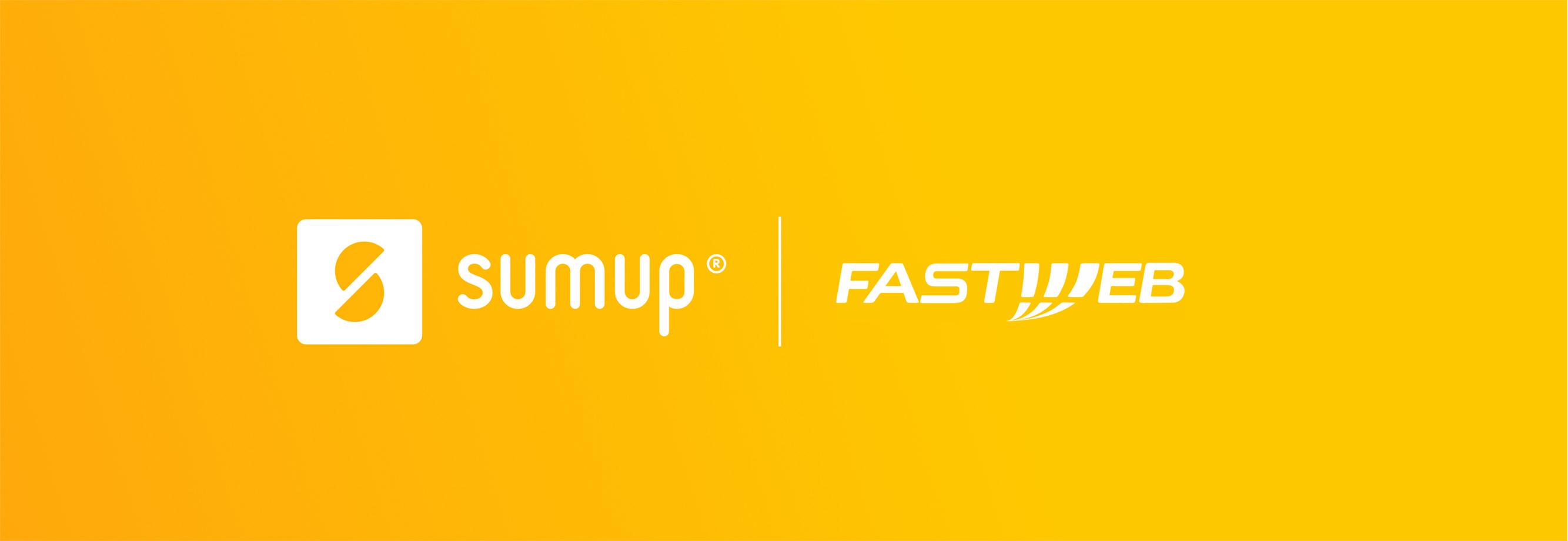 Sumup x Fastweb