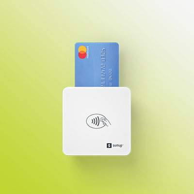 The SumUp Air Lite is a 3-in-1 card reader.