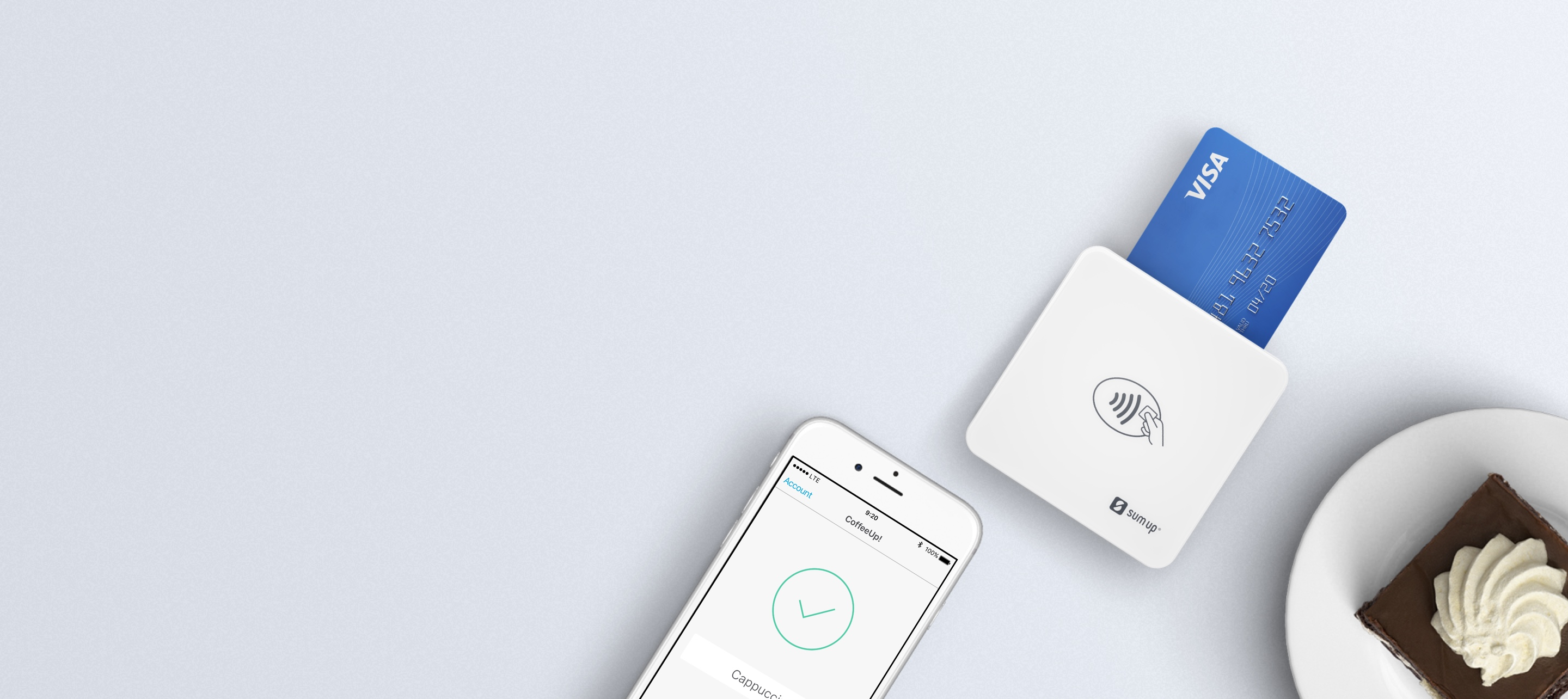 Credit Card Readers Accept Card Payments Including Emv And Nfc Sumup