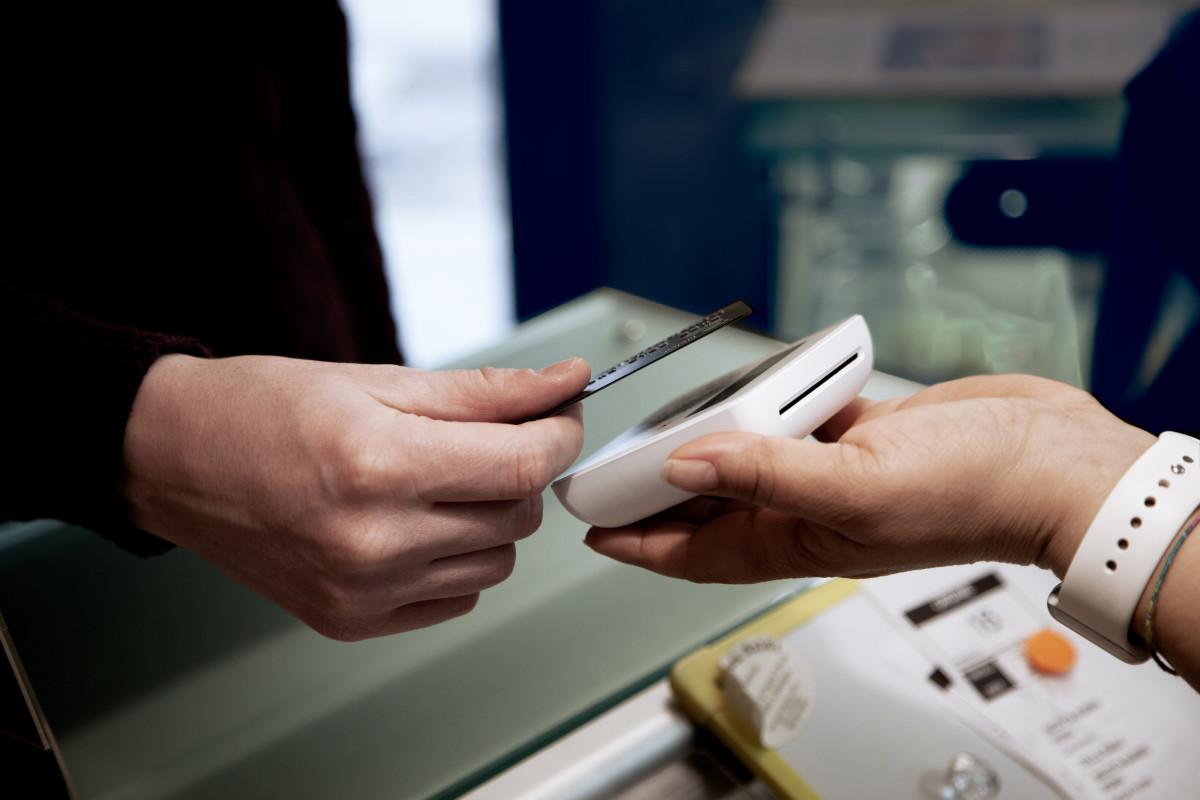 pagamento contactless con sumup air