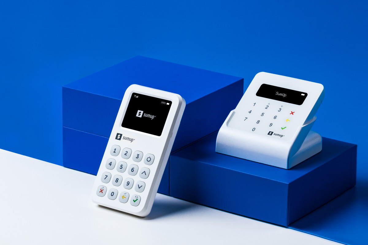 sumup card readers - accept mobile payments