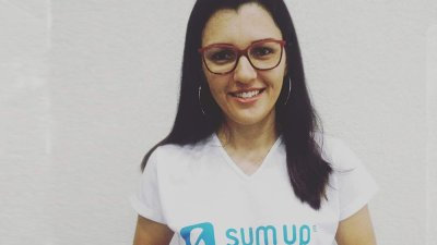 Consultora SumUp: Priscila