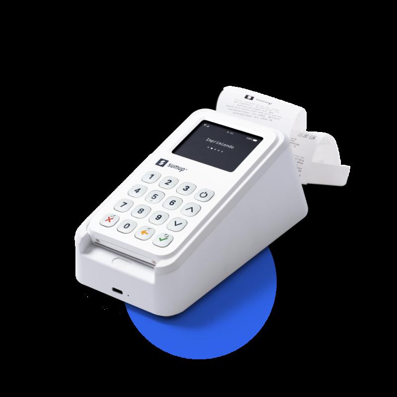 Datáfono y la Impresora 3G
