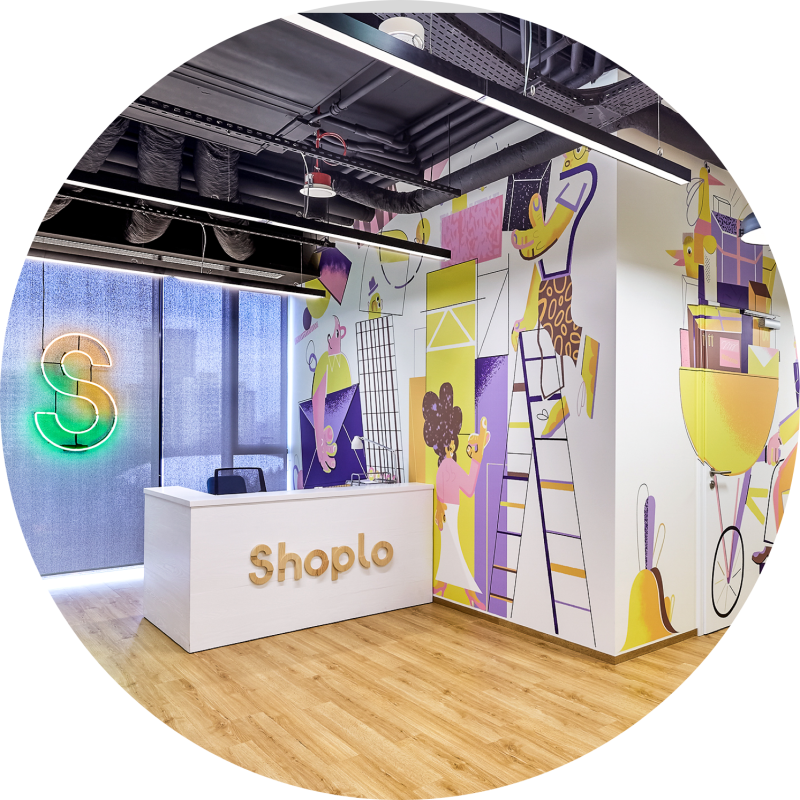 Photo of Shoplo office - Warsaw tech startup