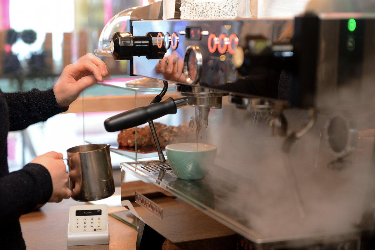 little lane coffee machine