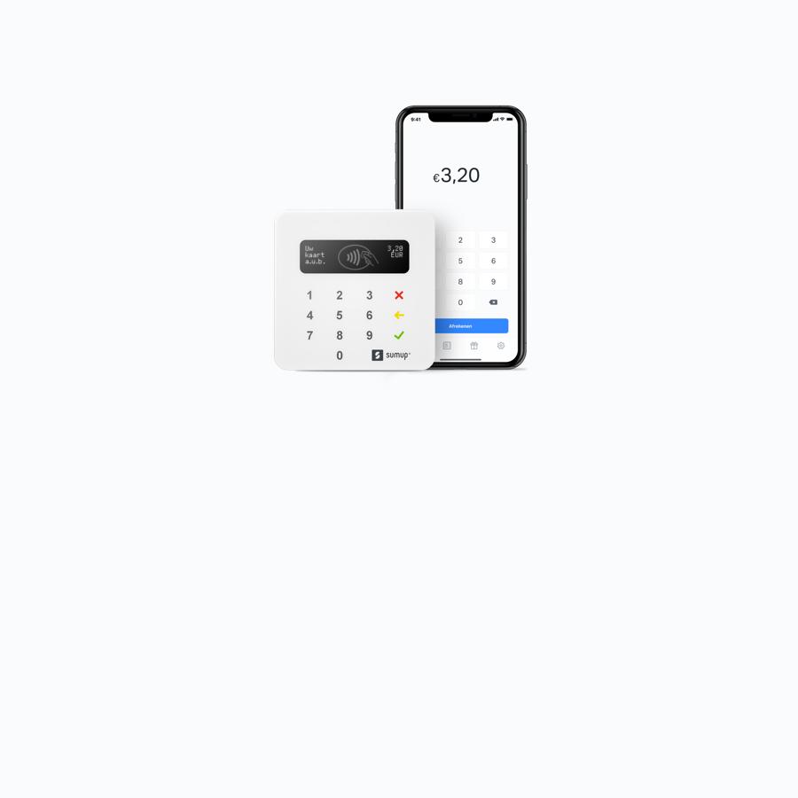 06ecdc1a464 Pinnen | Laat klanten mobiel pinnen via uw mobiele telefoon